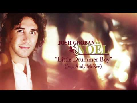 Josh Groban - Little Drummer Boy (feat. Guitarist Andy McKee) [Official HD Audio]