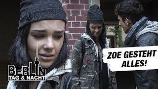 Zoe gesteht Jannes die Wahrheit #1815 | Berlin - Tag & Nacht