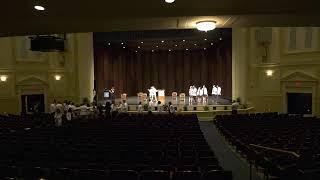 White Coat Ceremony 2021  UNC School of Medicine