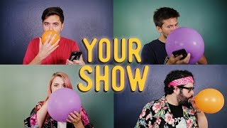 We Read SERIAL KILLER Quotes on HELIUM   YOUR SHOW, Episode 3