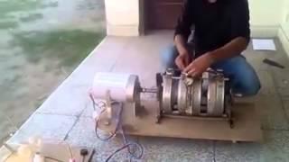 Sumber listrik gratis tanpa bbm dan listrik PLN