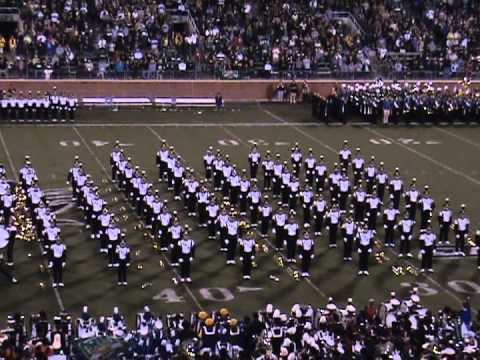 Ohio University Marching 110 - You Shook Me All Night Long - AC/DC