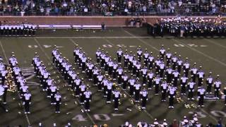 Ohio University Marching 110 - You Shook Me All Night Long - AC/DC