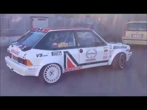 LPS Lopes Competition - Fiat Ritmo 130 TC Abarth - Livrea Alitalia