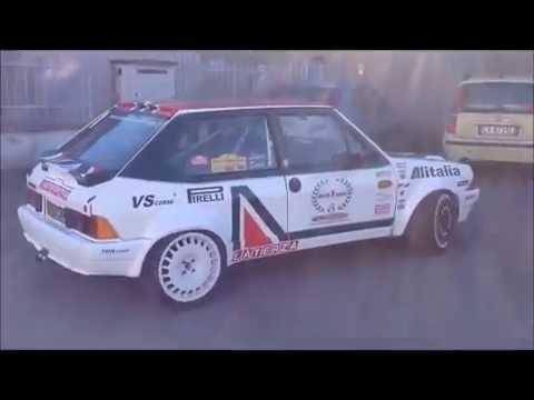 LPS Lopes Competition - Fiat Ritmo 130 TC Abarth - Livrea Alitalia