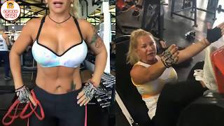 Top 3 girls training , best women Fitness Motivation , Crossfit Girls Are  Awesome part 2 - YouTube