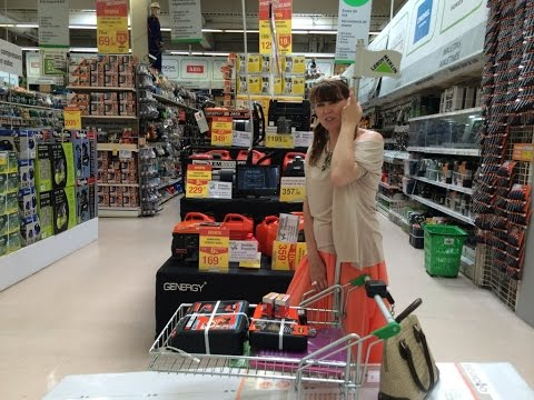 Леруа Мерлен Челябинск - внутри гипермаркета