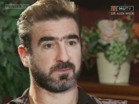 Cantona 2006 Interview - Manchester United