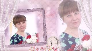 Серебряная свадьба - 25 лет вместе.  (слайд-шоу) 720 HD