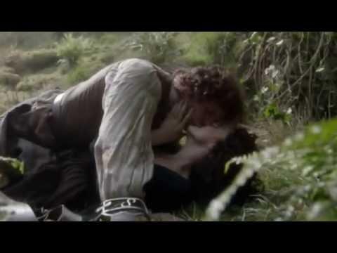 Jamie y Claire Outlander Quiero ser tu amor eterno