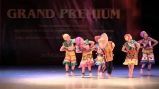 ГРАН ПРИ Номинация эстрадный танец Театр хореографических миниатюр Стиль, г Санкт Петербург