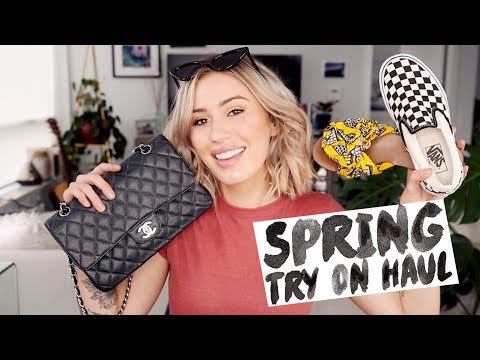 🌼SPRING 2018 CLOTHING HAUL // TRY ON! 😃