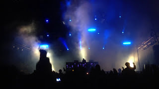 kavinsky blizzard intro remix san ku kaï live art rock 2013 hd