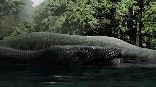 Titanoboa Monster Prehistoric Snake Documentary
