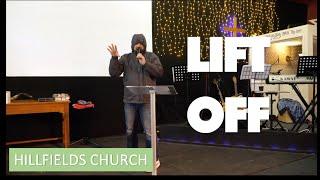 Lift Off | Rich Rycroft | Hillfields Church