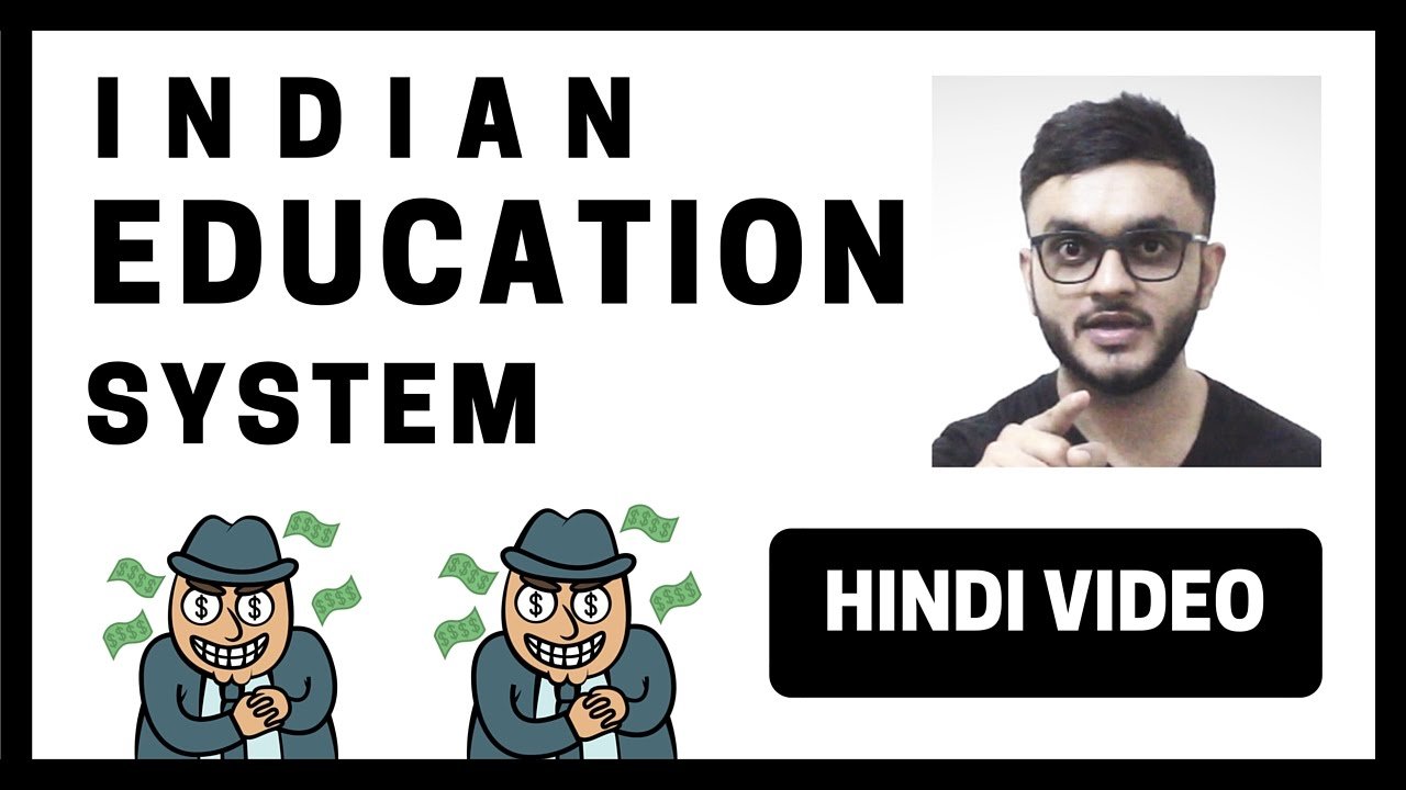 Essential restructuring in Indian education System