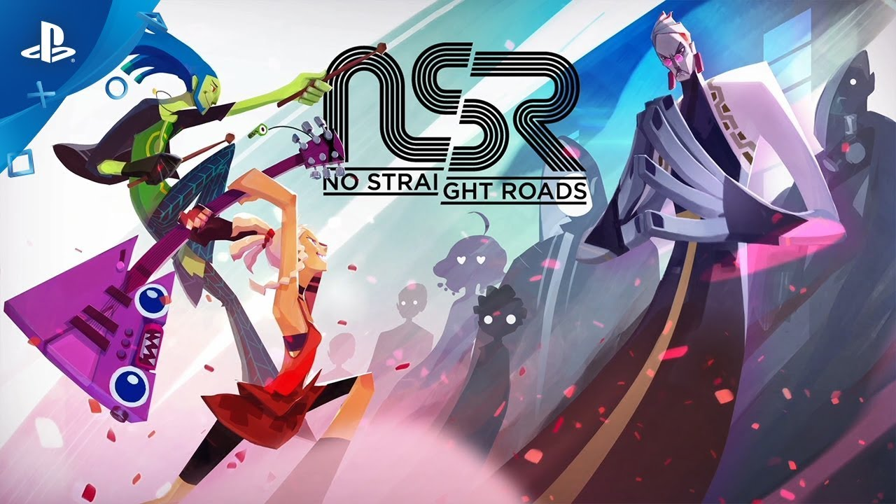 『NO STRAIGHT ROADS(ノー・ストレート・ロード)』 日本語版トレーラー