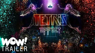 Tetris Effect - PS4 Launch Trailer