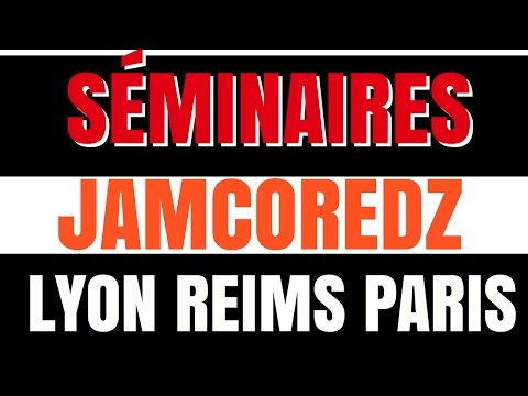 SÉMINAIRE TOUR 2017 :  LYON - REIMS - PARIS