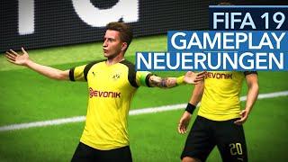 70 Euro für 5 neue Features in FIFA 19: Was hat EA zu bieten?
