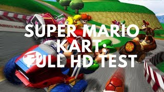 Mario Kart : Double Dash!! - Full HD test