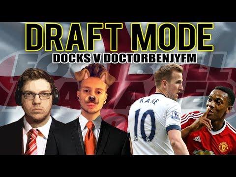 Football Manager 2017 | Draft Mode v DoctorBenjyFM
