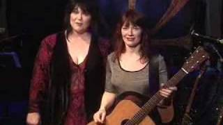 [Ann & Nancy Wilson of Heart] Harmony Lesson - Even It Up
