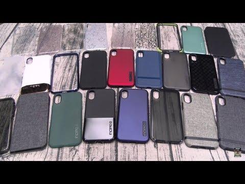 iPhone X Incipio Case Lineup