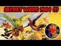 Secret Wars (1984) - pierwszy mega crossover Marvela (część pierwsza z dwóch)