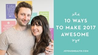 10 Ways We're Going to Make 2017 Awesome