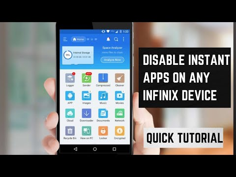 How To Enable/Disable  Instant Apps From Any Android Phone 100% Works (2020)