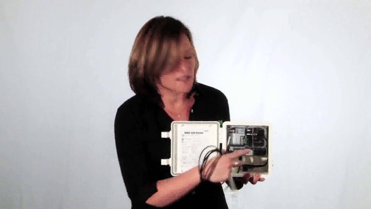 HOBO U30 Cellular Remote Energy Monitoring & Weather Station Logger