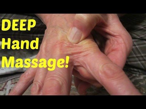 Massage Handrelief