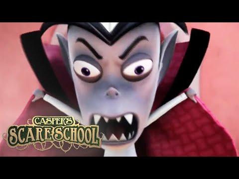 Casper the Ghost   Fang Decay and Scare Day   Casper Scare School