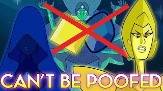 THE DIAMONDS CAN'T BE POOFED [Steven Universe Theory] Crystal Clear Ep. 11