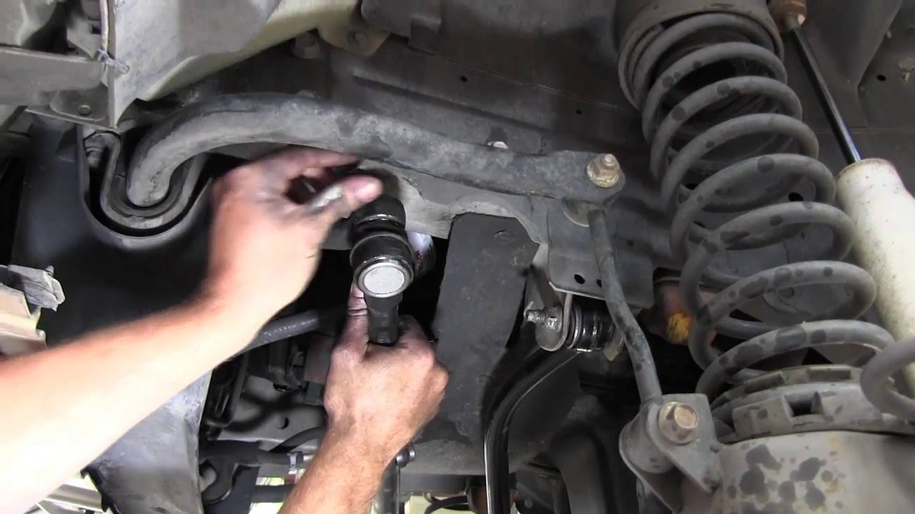 Death Wobble Fix   Jeep Grand Cherokee Part 2