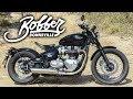 Triumph Bobber - MOTO.com.br