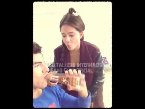 """Chica Vampiro - Backstage """"Agua tratada con música"""""""