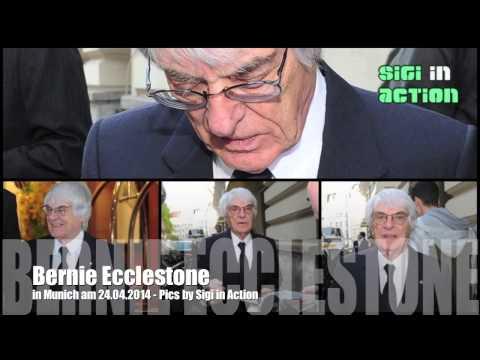 Bernie Ecclestone in Munich 2014 @ Mandarin Oriental Slideshow