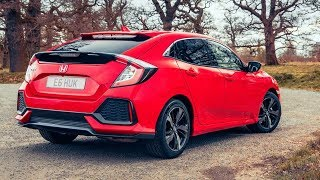 2017 Honda Civic Hatchback - Interior Exterior And Drive