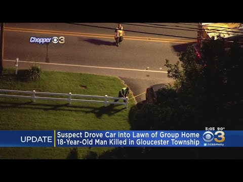 Hit-And-Run Suspect Drove Into Yard Where Kids Were Playing, Police Say