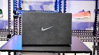 UNBOXING: Exclusive Nike VaporMAX Sneakers From NIKE SneakEasy