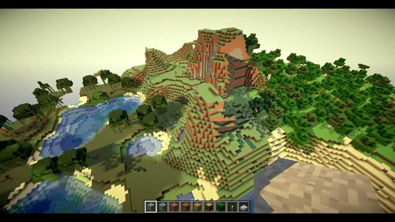 minecraft hd mod youtube