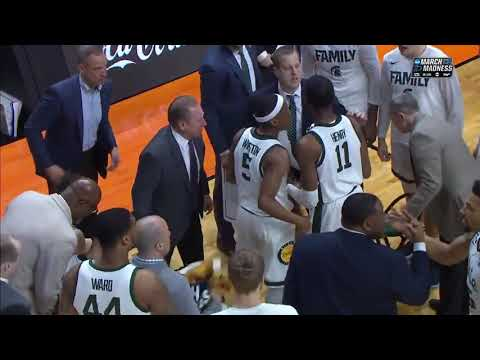 In The Zone - The King of Slime or an Old School Ball Coach? The Tom Izzo Conflict