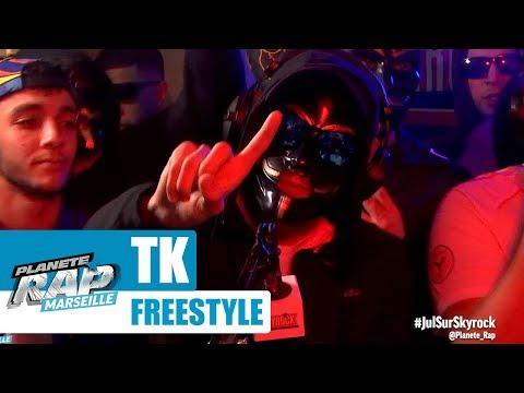 TK - Freestyle #PlanèteRap