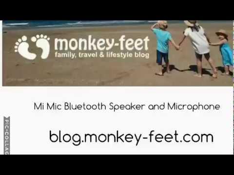 Mi-Mic Bluetooth Karaoke Microphone