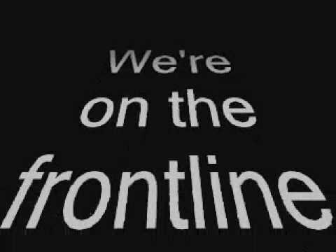 Pillar - Frontline Lyrics