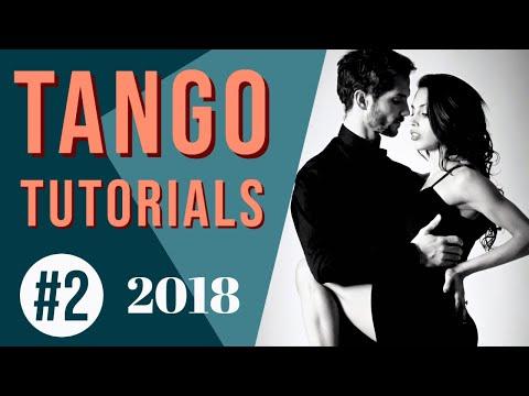 Tango Tutorial - Juliana & Santiago - 2018 Nr. 2 Int/Adv
