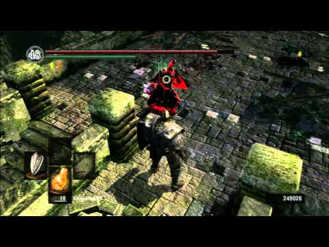 Dark Souls - Imminent Bean Pole!