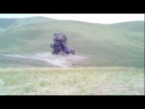 Army Combat Engineer Explosives